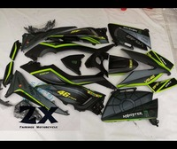 Complete Fairings For Yamaha TMAX 530 15 16 T Max ABS Plastic Kit Injection Motorcycle Fairing Flat 46 Kit 2015 2016 UV TMAX530