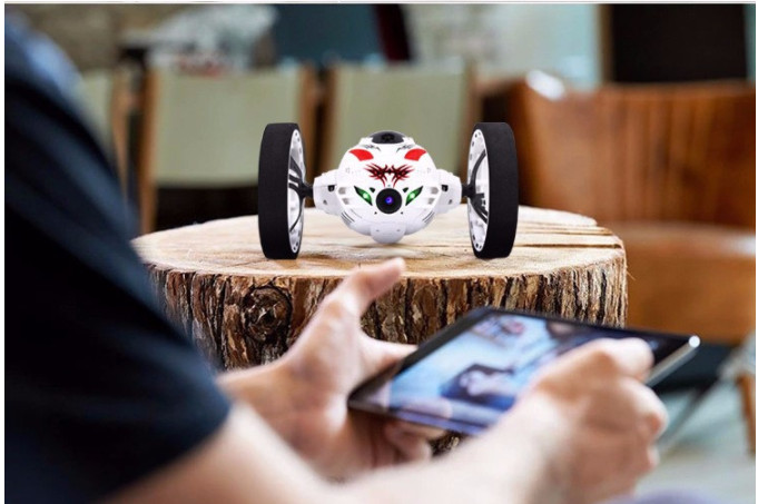 Fun App Controlled Toys for children boys within indoor birthday gift Electric toys High Tech Toys rc robot