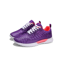 2e8761cfc6289 Torisky Women Casual Shoes Black Men Running Shoes Purple Light Walking  Shoes Air Mesh Breathable Sneaker