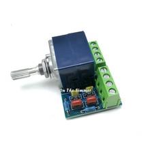 ALPS blau shell 27 typ 100K RC lautstärke volumen potentiometer platine JCDQ32P