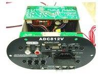 8 pouce 10 pouce 12 fièvre subwoofer de voiture carte amplificateur audio pour la maison repose 150 w puissance basse