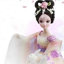 Специальное предложение, кукла Kurhn для девочек, игрушки, Китайская Этническая кукла, принцесса, кукла, фея, детские игрушки для девочек, подарок на день рождения#9082