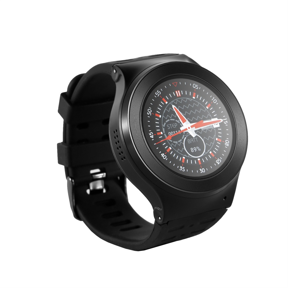 Fashion Outdoor WIFI Bluetooth 4.0 1.3G Quad-cores 1.33 Screen HD Camera 5.0 3G Android Phone Watch & Heart rate & PedometerFashion Outdoor WIFI Bluetooth 4.0 1.3G Quad-cores 1.33 Screen HD Camera 5.0 3G Android Phone Watch & Heart rate & Pedometer