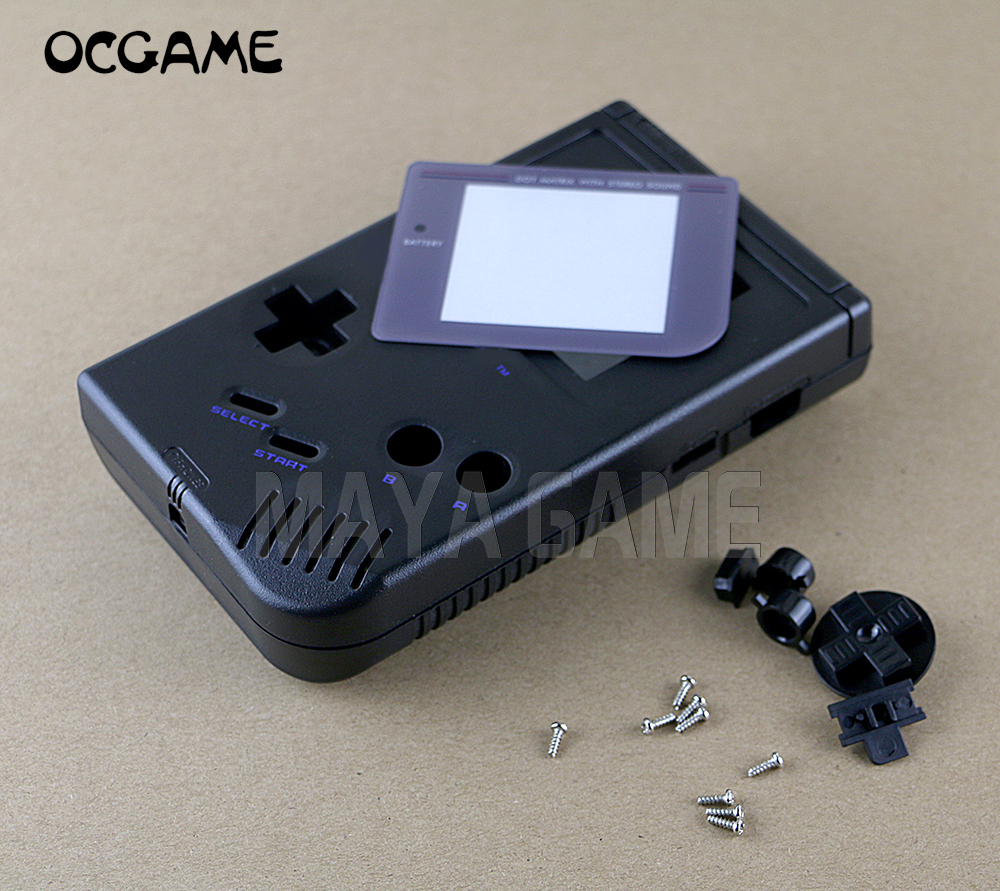 11sets/lot Brand new full set housing shell cover case with buttons for Nintendo game boy classic GB Console DMG System part