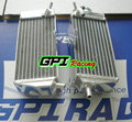 aluminum racing RH&LH Radiator  for HONDA CR125R CR125 CR 125 R 1985 1986 85 86
