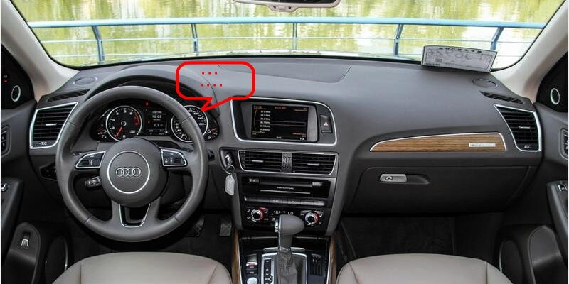 Audi A5 2015 Interior