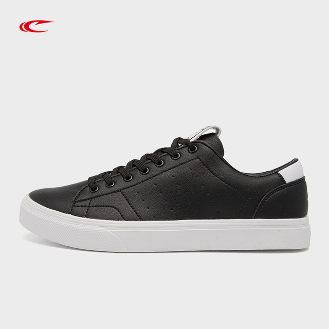 SAIQI Casual Skateboarding Shoes For Men Simple Fashion Outdoor Fitness Shoes Comfortable Breathable Sneakers 4 Colors 359057