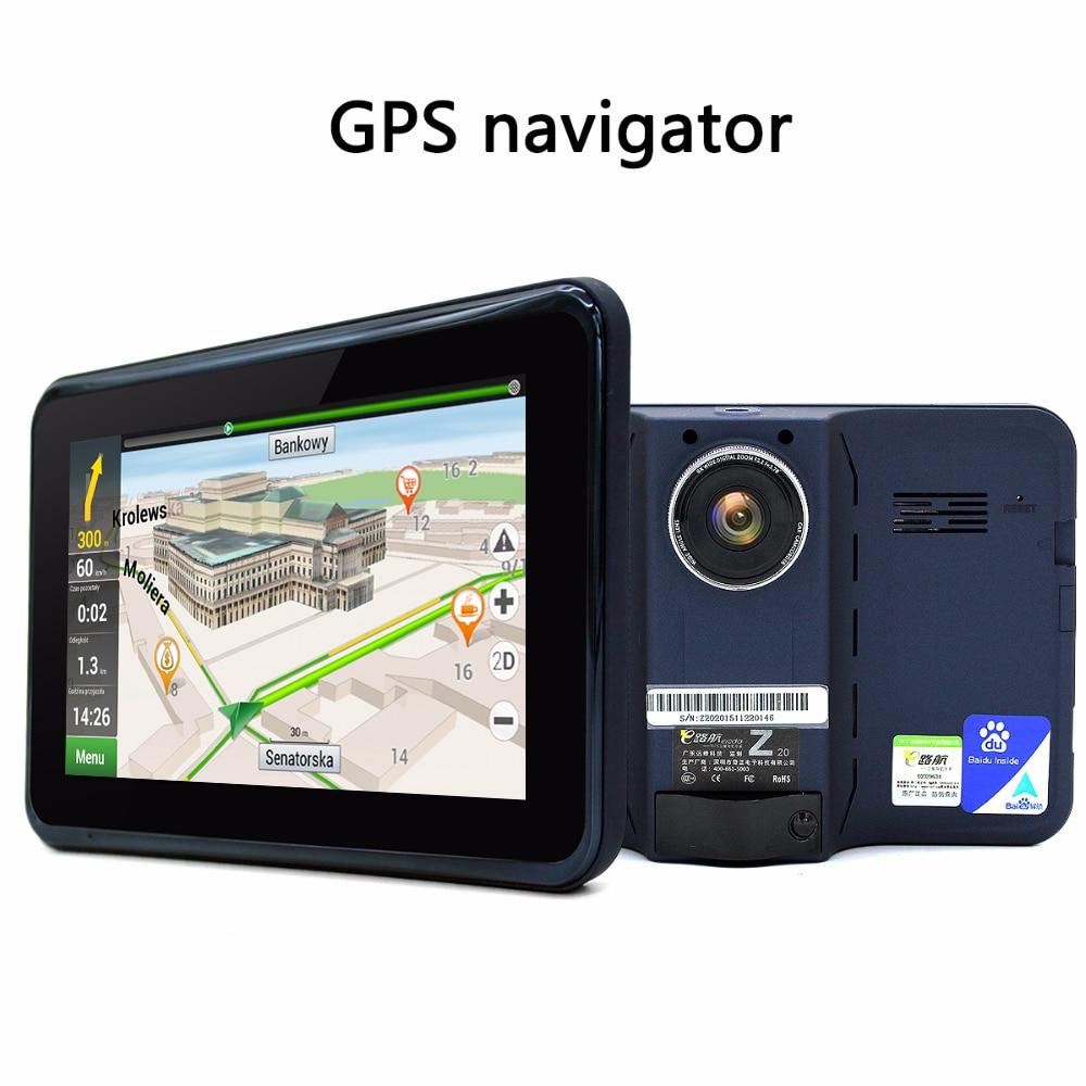Навигатор с видеорегистратором на андроиде