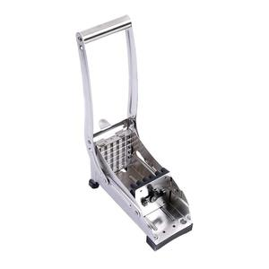 Image 5 - LMETJMA French Fry Cutter with 2 Blades Stainless Steel Potato Slicer Cutter Chopper Potato Chipper For Cucumber Carrot KC0213