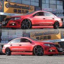 TAIYAO car styling sport car sticker For VOLKSWAGEN passat CC car accessories car stickers and decals auto sticker стоимость