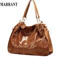 MARRANT Genuine Leather Handbags Women's Snake Famous Brands Women Messenger Bags Crossbody Bag Shoulder Bags Women Bag