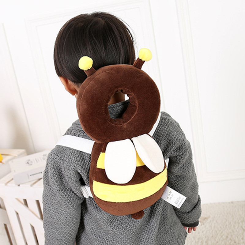 Baby Pillows Baby Head Protection Pad Kids Headrest Wings Pillow Baby Neck Nursing Drop Resistance Cushion Protect H0049