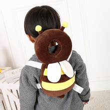 Baby Pillows Head Protection Pad Kids Headrest Wings Pillow Neck Nursing Drop Resistance Cushion Protect H0049