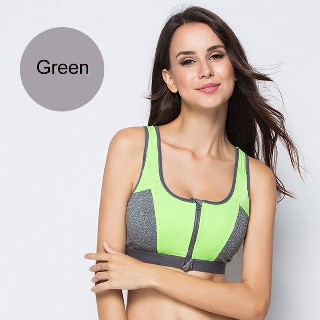 Sports Top with Built-in Bra 4