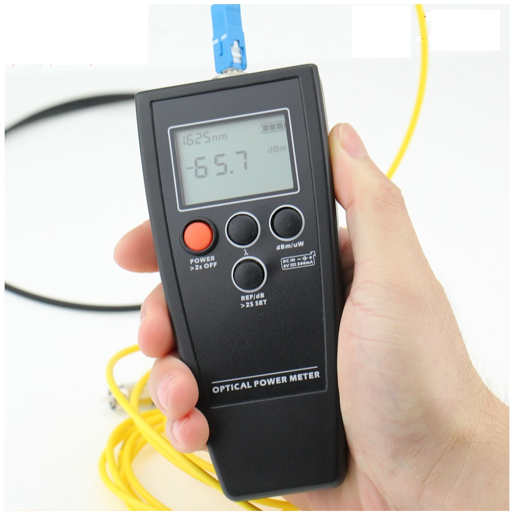 handheld Fiber Power meter APM830 High Quality Fiber optic meter APM830 power meter Fiber optic tester +26 ~ -50dBmhandheld Fiber Power meter APM830 High Quality Fiber optic meter APM830 power meter Fiber optic tester +26 ~ -50dBm