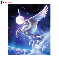 Diamond Painting Horse Beadwork 3D Diamond Mosaic Rhinestones Embroidery Diy Kit For Home Decoration Products For
