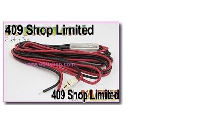 Dc1-b DC cable de alimentación para móviles de radio TM-201B TM-261A TM-401B