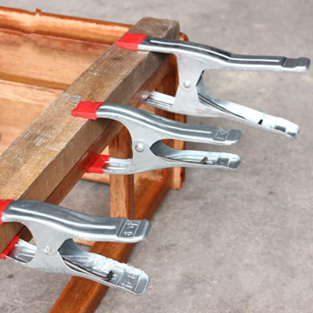 New Type Spring Clamps A Type Woodworking Pipe Clamp For Tent Wood