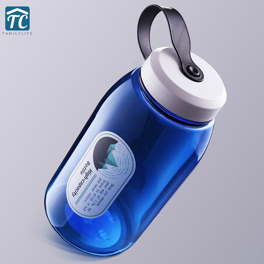 Creative Travel Outdoor Water Bottles Portable Dog Cat: 2000ml Water Bottle Large Capacity Plastic Sports Outdoor