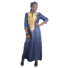 MD 2019 african dresses for women bazin riche embroidery dashiki dress south africa clothing ladies traditional