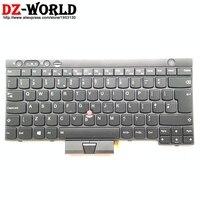 Новый оригинальный ГБ британский английский клавиатура с подсветкой для lenovo Thinkpad T430 T430S X230 T530 W530 подсветка Teclado 04X1382 04Y0557