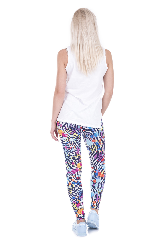 Wild Zebra Printed Leggins for Women