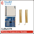 2pcs/lot LoRa1278 100mW 4km Long Distance and High Sensitivity (-139 dBm) 433MHz Wireless RF Module