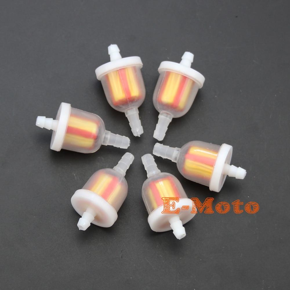 medium resolution of sunl atv fuel filter wiring library6pcs fuel filter universal 50 150 gy6 2 4 stroke scooter