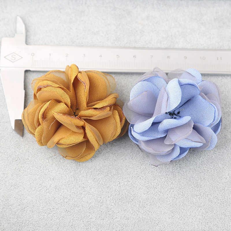 Bolsos En Para Accesorios El Flores Coser Traje Baño Apliques De Tela 10 Corea Pzasunidslote Vestido Cabello Parches ED9HIYe2W
