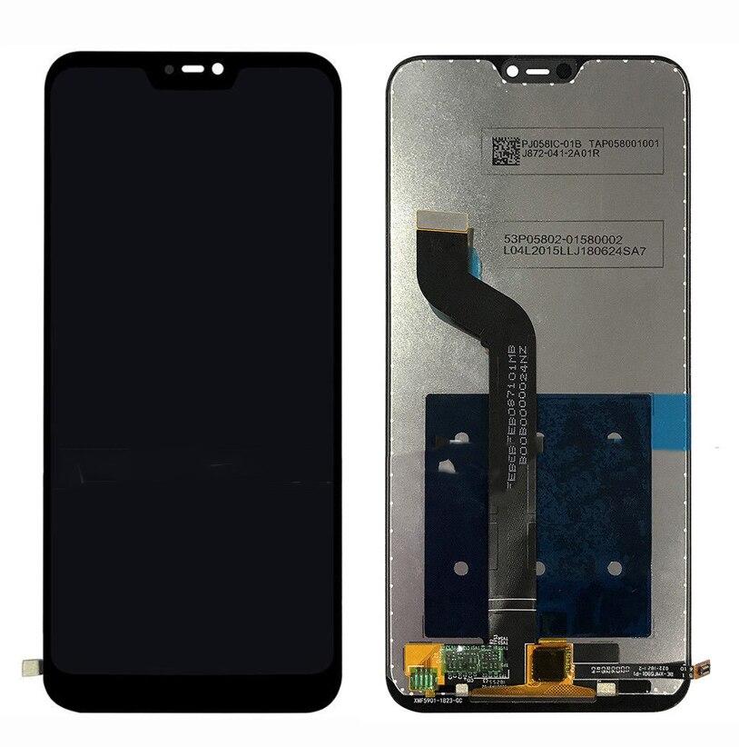 D'origine Pour Xiao mi Rouge mi 6 Pro LCD Affichage Écran Tactile Panneau Pour Xiao mi mi A2 Lite LCD digitizer Remplacement Pièces De Rechange