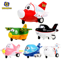 2016 Newest Toy Cartoon car Friction Car with sound and light for kids toys include battery car for kids