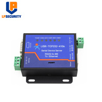 LPSECURITY USR TCP232 410S Serial RS232 RS485 to TCP/IP Ethernet Modbus TCP/Httpd Client