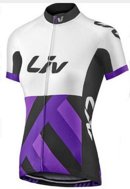 Liv Summer Cycling Women Jersey Breathale Mountain Bike Clothing Quick-Dry  Racing MTB Bicycle Clothes Uniform Cycling Clothing 35d93cdd8