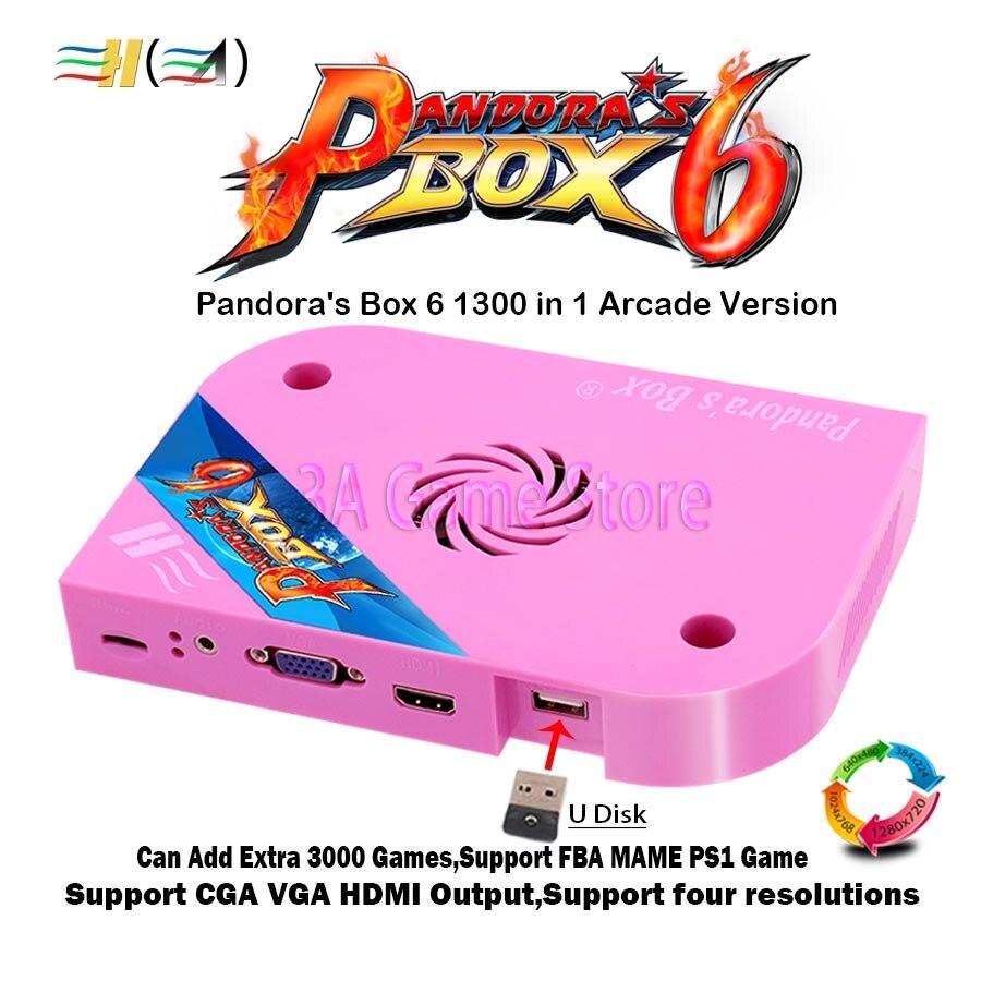 High Quality pandora box