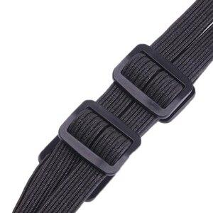 Image 5 - Universal 60cm Motorcycle Luggage Mesh Strap Fixed Elastic Buckle Rope Motorcycle Helmet Net Bandage Black