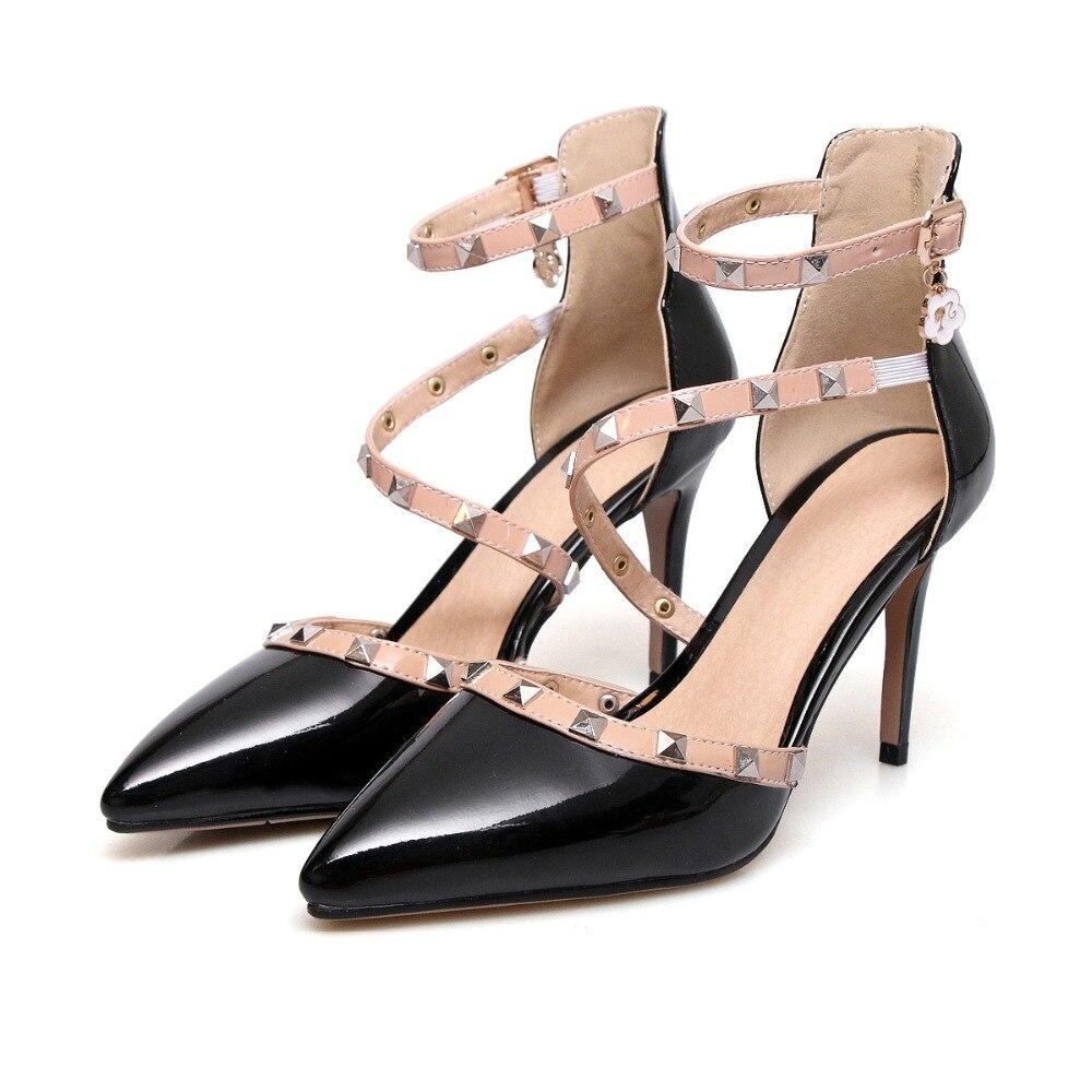 Zapatos de mujer Sandalias Slingbacks Sandalias de remaches Sandalias - Zapatos de mujer - foto 3