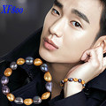 XF800 max natural freshwater pearl bracelet. Casual male style natural  pearl baroque strand bracelet  S108