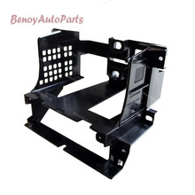 3B0858757 Box Instrument Central CD Frame Bracket Radio Trim Panel Mounting For VW Passat B5 1997-2005