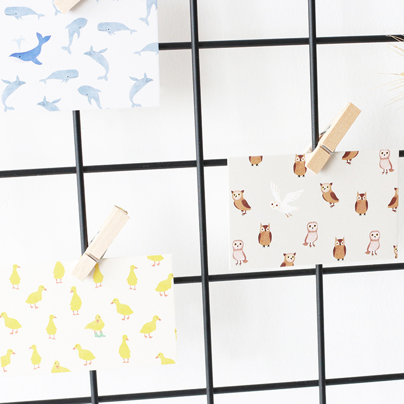 Многофункциональный 5,2*8 см 54 шт. Mini Card уникальный мне дизайн Скрапбукинг вечерние приглашение DIY Декор подарок вечерние карты