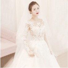 Stock Wedding Dresses Vestidos de novia Sweetheart Lace Applique Corset Dress Gowns Robe De Mariage