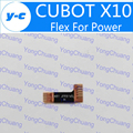 CUBOT X10 Flex New Original Power Up / Down Button Flex Cable FPC Replacement For CUBOT X 10 Cell Phone - In Stock Free Shipping