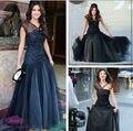 2017 Novos Cristais Transparentes de Um Ombro Ruched vestidos de fiesta Lace Sequins Evening Prom Celebrity Dress Vestido da Ocasião Especial