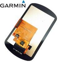Original df1624v1 FPC-1 lcds para garmin etrex touch 35t handheld gps display lcd com tela de toque digitador substituição