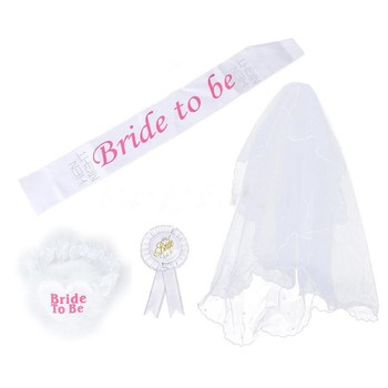 Hens' Party Bride To Be Set