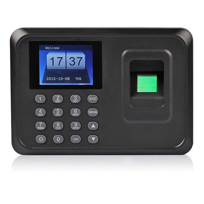 ФОТО Biometric fingerprint  time attendance system digital electronic reader machine N-A6