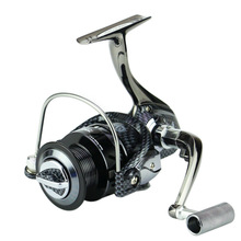 Deshion 12+1BB Metal Reel Seat Anti-corrosive Sea Fishing Spinning for Freshwater Saltwater Coil 1000-7000 Series