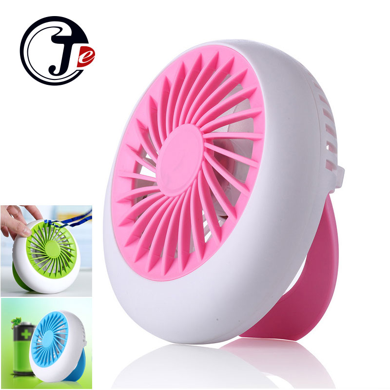 2017 Rechargeable Fan USB Portable Desk Mini Fan for Office USB Electric Air Conditioner Conditioning Cooler Outdoor Fans 1200mA portable handheld mini usb cooling fan bladeless household no leaf air conditioner fans electric conditioning cooler office home