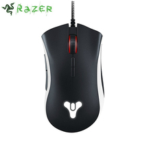 Razer DeathAdder Elite Destiny 2 Edition Gaming Mouse RGB 16000DPI USB Wired PC Gaming