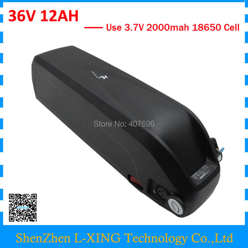 350W 500W Hailong battery 36V 12AH lithium battery 36 Volt ebike batteries with USB Port 15A BMS 2A Charger free customs fee free customs tax 36v 500w ebike lithium battery 36v 15ah electric bike down tube bottle battery with charger for samsung cell