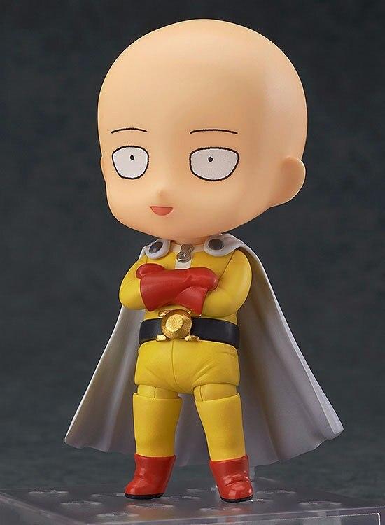 Saitama Nendoroid Happy